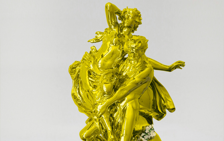 Jeff Koons Firenze 3