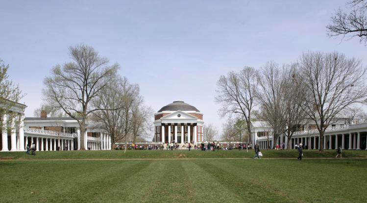 Biblioteca dell'Università della Virginia. Credits: ©FRomano