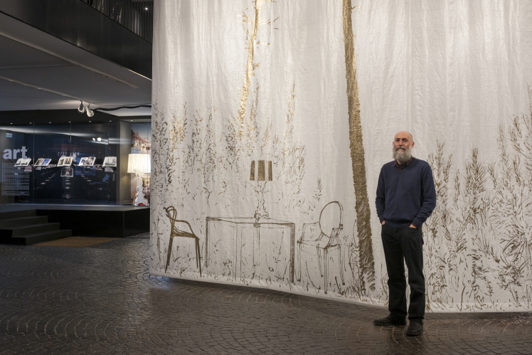 kartell museo   Stefano Arienti