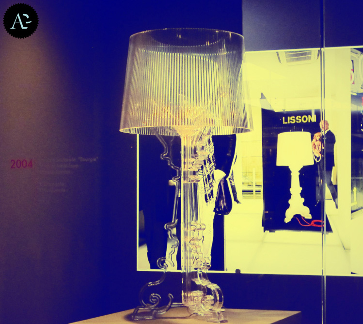 Kartell Museo | Bourgie |Ferruccio Laviani | Kartell