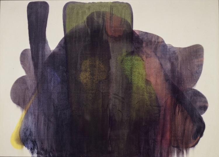 "Morris Louis ""Impending"", 1959 - Hartford, Wadsworth Atheneum Museum of Art"