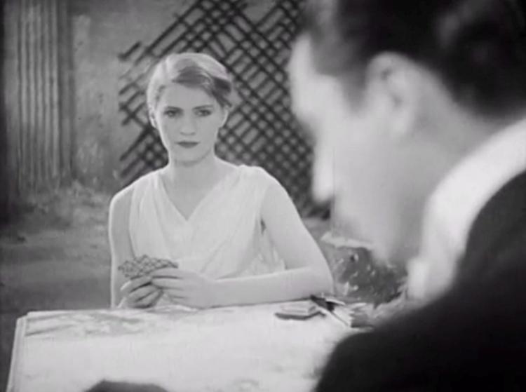 Lee Miller in Le Sang d'un poete 1930