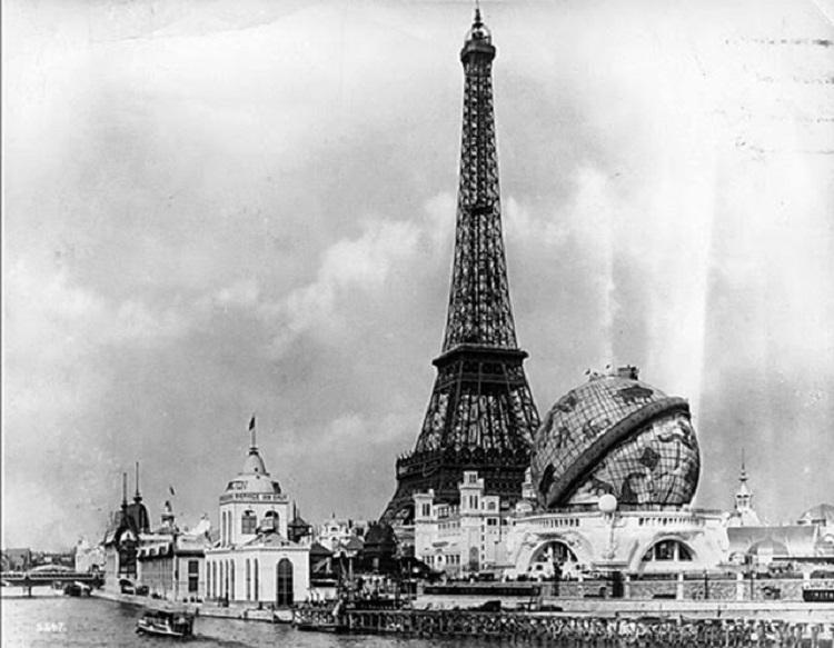 L'esposizione Universale del 1889 Parigi