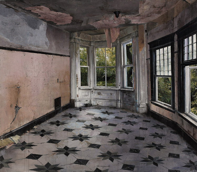 MASSAGRANDE_002.jpg Matteo Massagrande, Interno, 2013