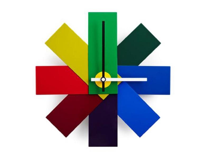 Orologio da muro Watch me - brand: Normann Copenhagen / designer: Rasmus Gottliebsen