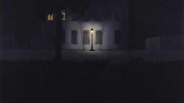 Magritte Guggenheim