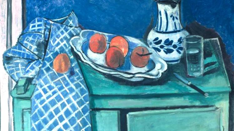 Natura morta con credenza verde | Henri Matisse | mostre Torino