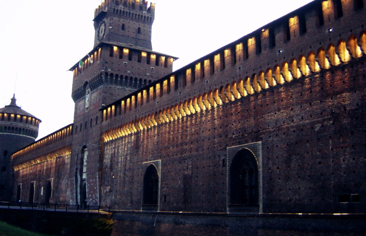 Castello Sforzesco | Milano | tour