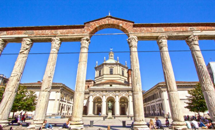 Basilica di San Lorenzo Maggiore (Milano)