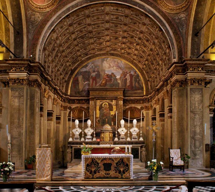 Chiesa di Santa Maria presso San Satiro | Milano | tour