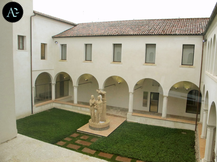 Adamo ed Eva | Arturo Martini |Museo Bailo | Musei Treviso