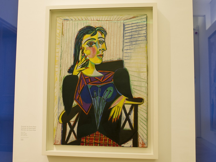 Museo Picasso 8