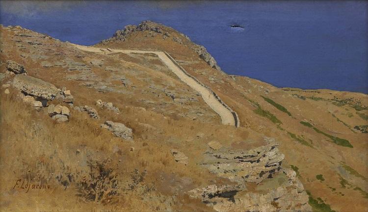 Paesaggi e pittori siciliani 4