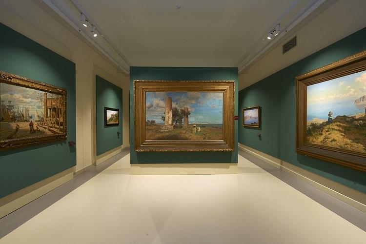 Paesaggi e pittori siciliani Foto Giacomo D'Aguanno