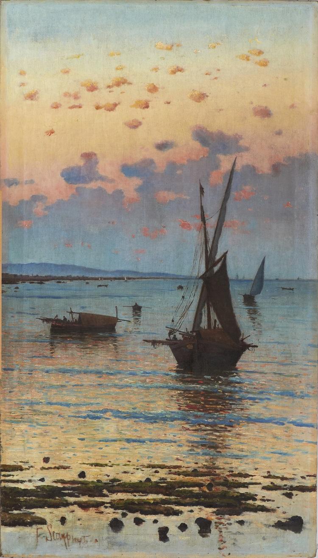 Paesaggi e pittori siciliani dell'Ottocento 2