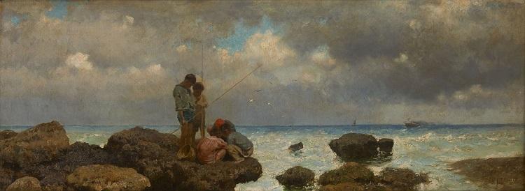 Paesaggi e pittori siciliani dell'Ottocento 5