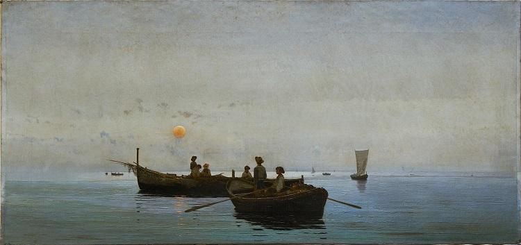 Paesaggi e pittori siciliani dell'Ottocento 6
