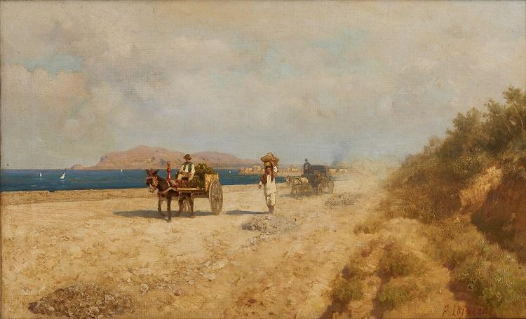 Paesaggi e pittori siciliani dell'Ottocento 7