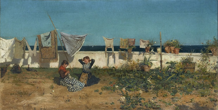 Paesaggi e pittori siciliani dell'Ottocento 8