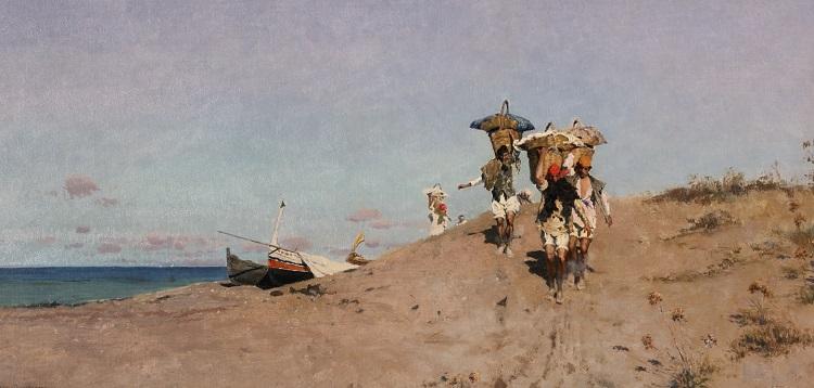 Paesaggi e pittori siciliani