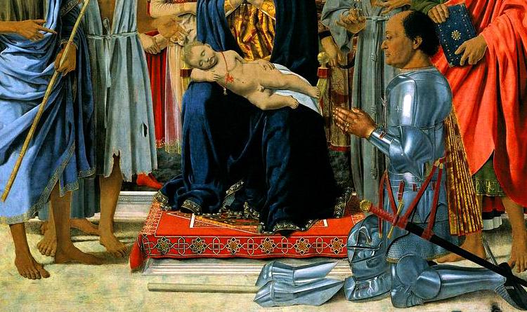 Pala di Brera | Piero della Francesca | Pinacoteca di Brera