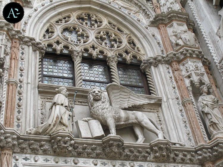 Palazzo Ducale | porta della carta