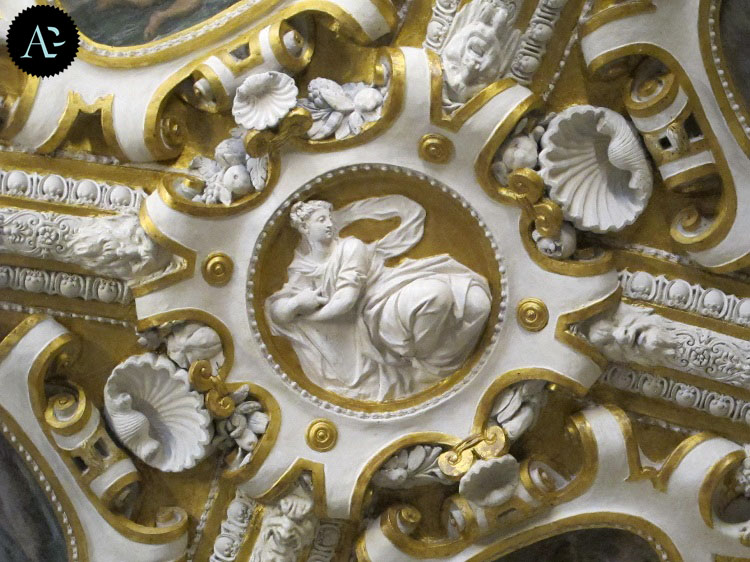 Palazzo Ducale | oro