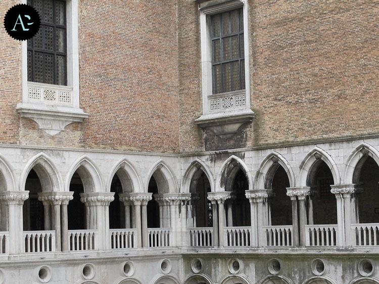 Palazzo Ducale Venezia| cortile interno