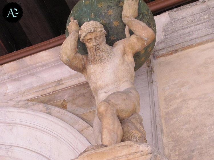 atlante | Palazzo Ducale Venezia