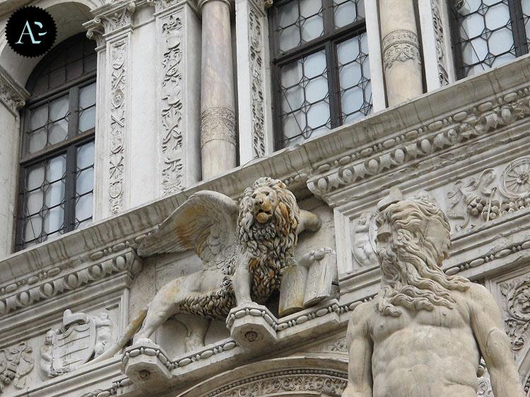 Leone San Marco | Palazzo Ducale