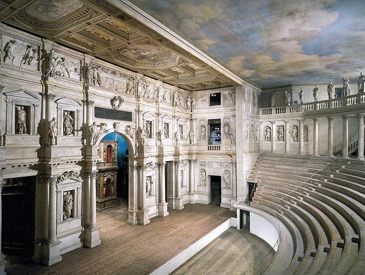 PalladioTeatro Olimpico