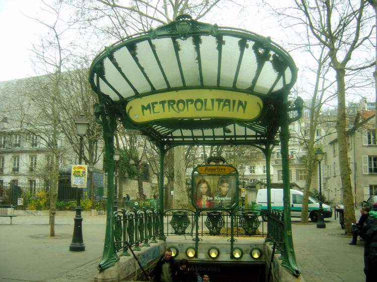 Parigi Metropolitana 1