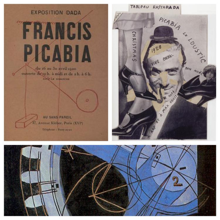 Francis Picabia | dada | dadaismo