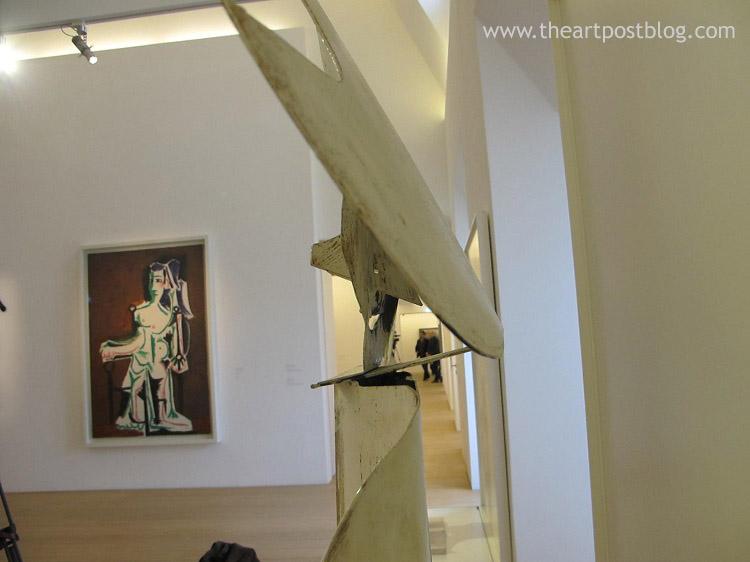 Picasso Parigi 1