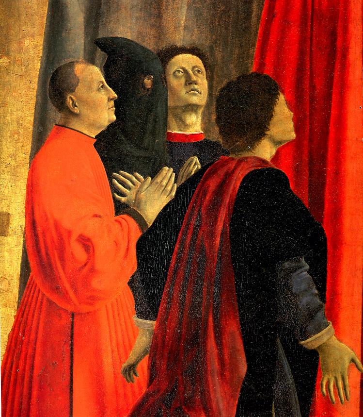 Piero della Francesca | Madonna della Misericordia | mostre Forlì