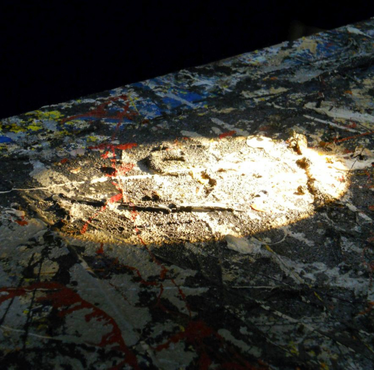 Pollock Guggenheim 1