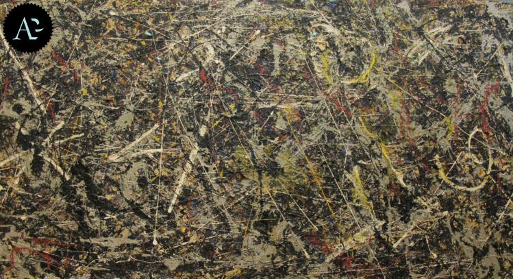 Pollock Guggenheim 2