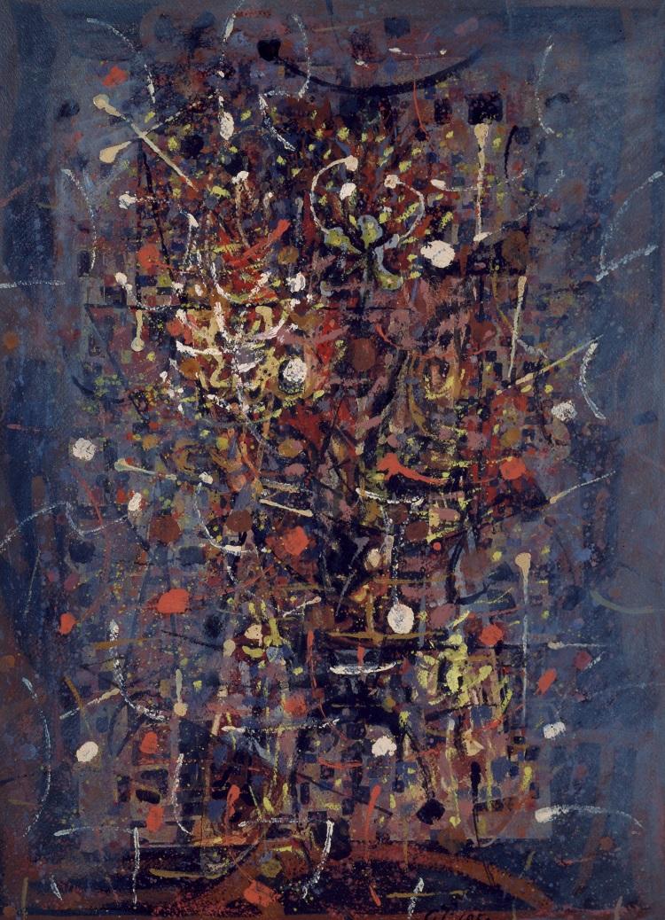 Pollock mostra 1