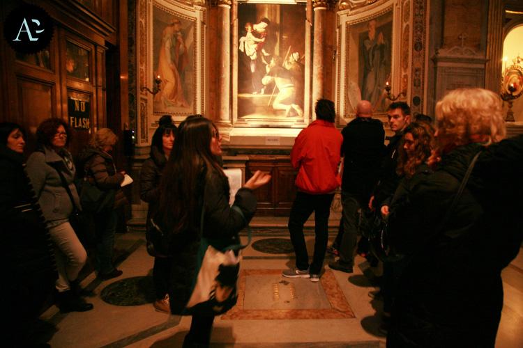 Tour Roma   Caravaggio Roma
