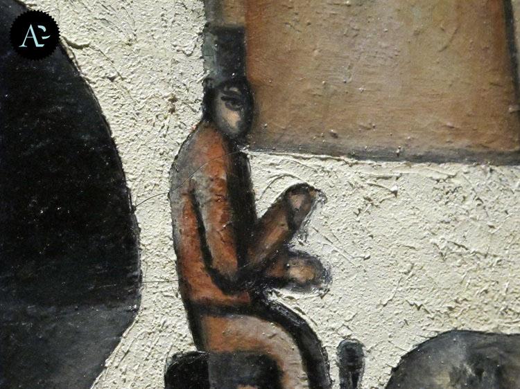 Rousseau mostra Venezia 1