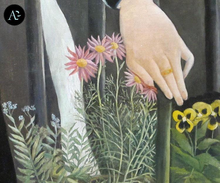 Rousseau mostra Venezia 2