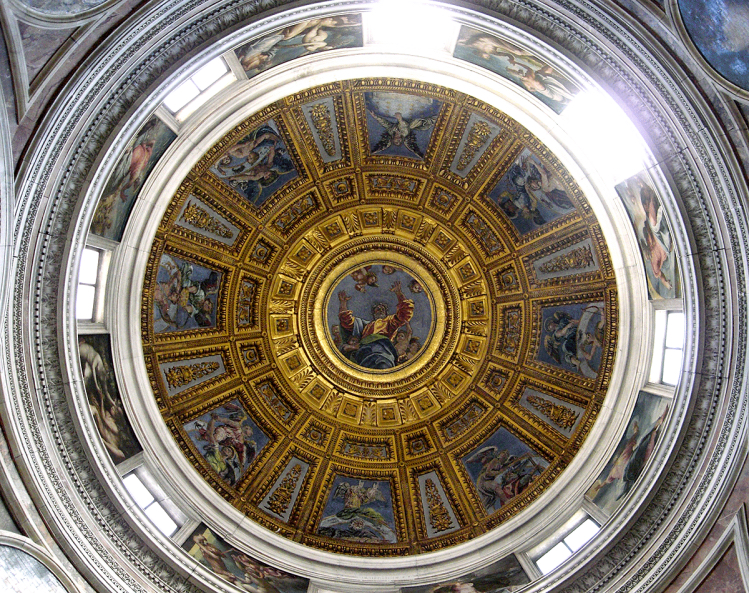 Santa Maria del Popolo | Cappella Chigi | chiese Roma
