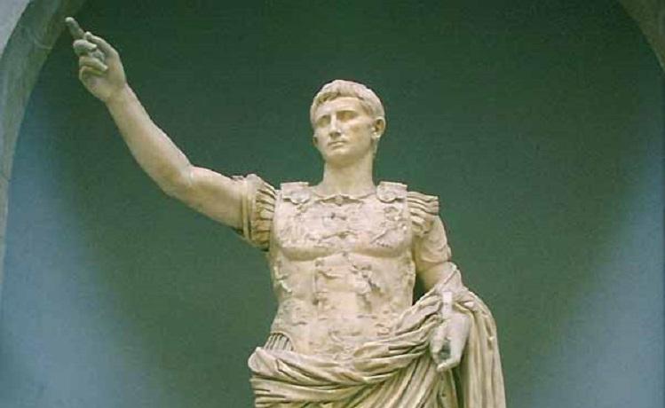 Statua di Ottaviano Augusto