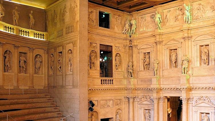 Teatro Olimpico Palladio 1