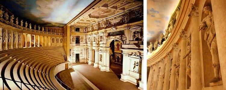 Teatro Olimpico Palladio 3