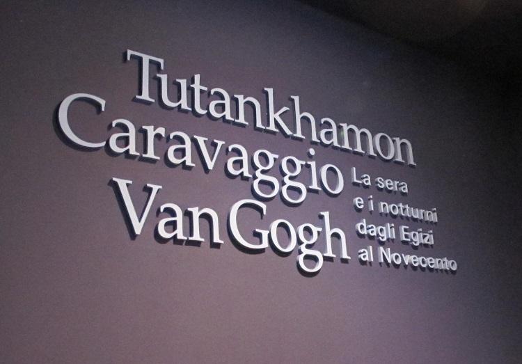 Tutankhamon Caravaggio Van Gogh