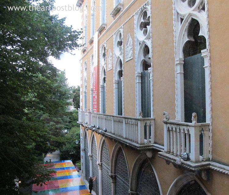 Venezia Palazzo Franchetti