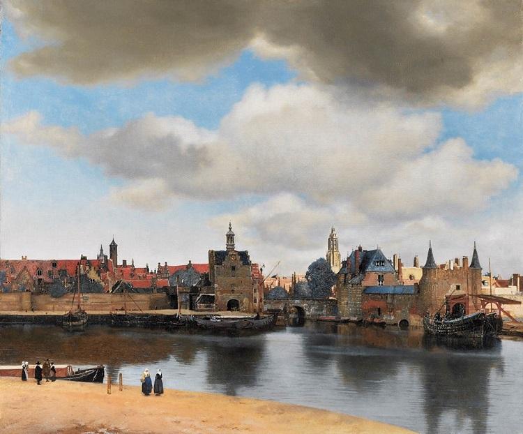 Vermeer | View of Delft