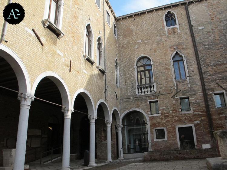 Vetro Murano Museo 1
