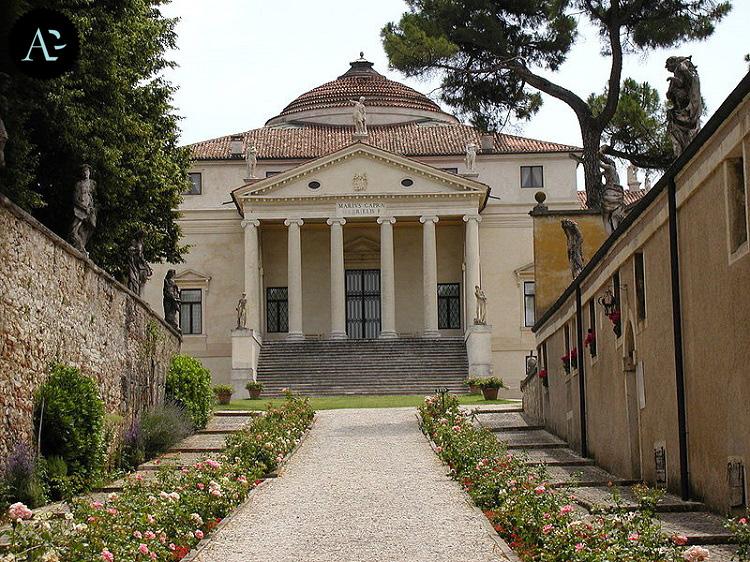 Villa Palladio Vicenza 1